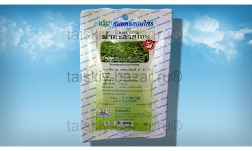 Чай Фарталай джон при простуде вместо антибиотиков