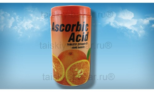 Аскорбинка 1000 жевательных таблеток по 50 мг