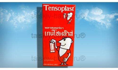 Бактерицидный пластырь для заживления ранок Tensoplast 100 штук
