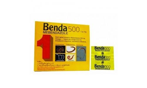 Антипаразитарный препарат Benda 500 против всех видов паразитов
