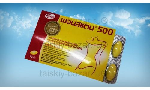 Обезболивающие таблетки Postan 500