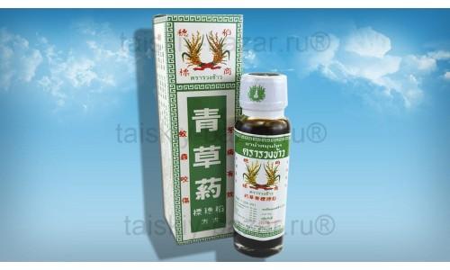 Универсальное масло по старинному китайскому рецепту 24 мл