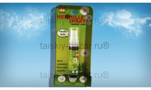 Ромашковый спрей для свежего дыхания с эфирными маслами