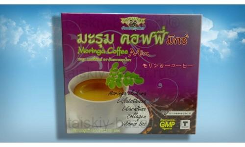 Кофе для снижения веса с морингой и коллагеном 150 грамм