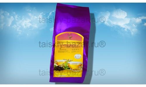 Зеленый тайский чай с цветами османтуса 100 грамм