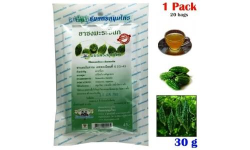 Травяной чай диабетический Момордика