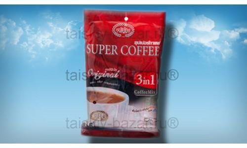 Супер Кофе Таиланд три в одном