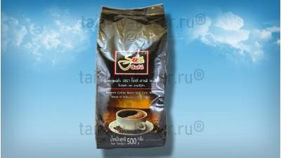 Тайский зерновой кофе Sole Cafe Black 500 грамм