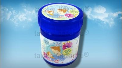 Растирка для маленьких детей от простуды, ушибов и гематом