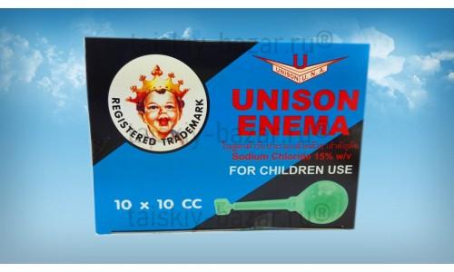 Микроклизма для малышей с физраствором против газов и ленивого кишечника