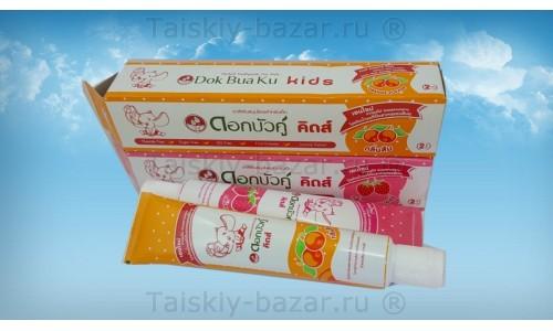 Детская зубная паста для деток от 3 лет Твин Лотос