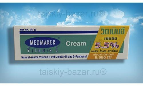 Крем для очень сухой кожи лица с высоким содержанием витамина Е