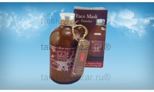 Маска для лица с куркумой, тамариндом и мангостином Мадам Хенг 50 грамм