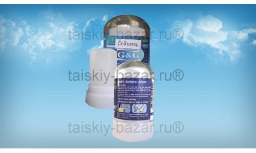 Минеральный дезодорант или Кристалл свежести