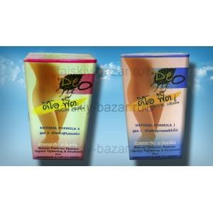 Вагинальный спрей-дезодорант