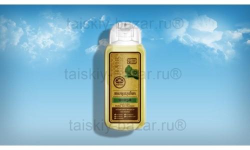 Безсульфатный шампунь с лаймом – натуральная формула