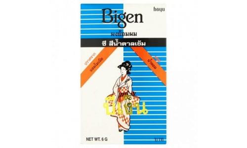 Японская краска для волос Bigen без аммиака и перекиси