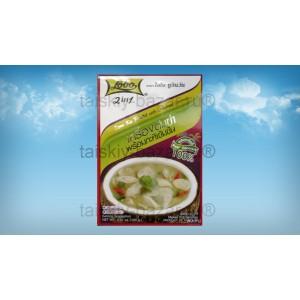 Тайский куриный суп Том Ка Кай