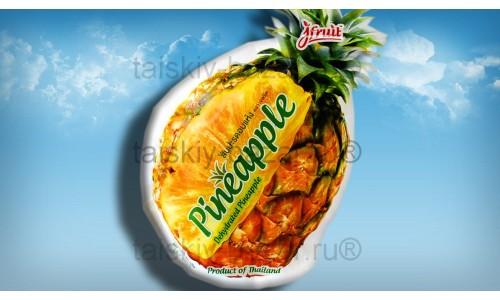Ломтики ананаса сушеные