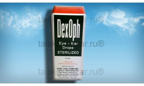 Капли для глаз и ушей DexOph