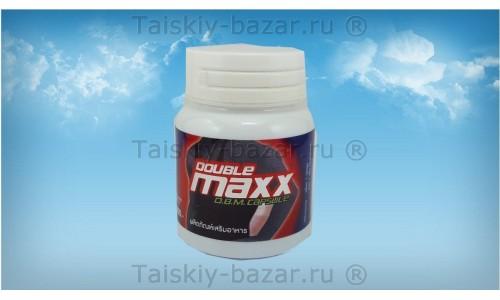 Капсулы для мужчин Double Maxx 30 капсул