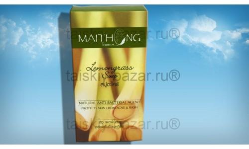 Ароматное мыло с лемонграссом для уставшей кожи
