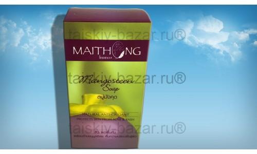 Ароматное мыло с мангостином для проблемной кожи