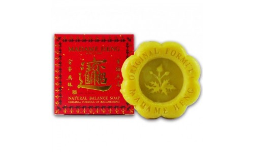Подарочное мыло Мадам Хенг «Китайский Иероглиф» 150 гр