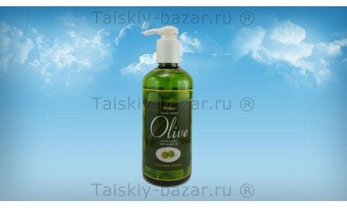 Оливковый шампунь Mistine с аминокомплексом 450 мл