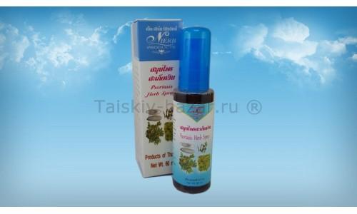 Травяной спрей против экземы и псориаза