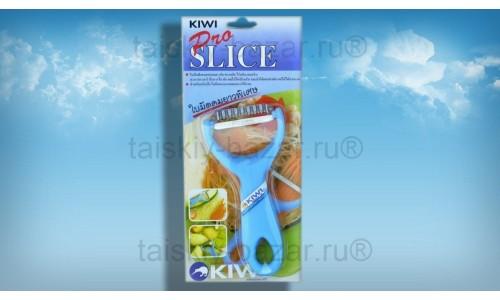 Нож Kiwi для нарезки овощей соломкой, нержавеющая сталь