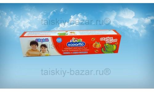 Тайская зубная паста для детей
