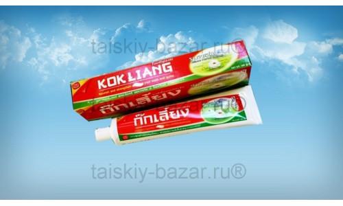 Тайская зубная паста Kokliang