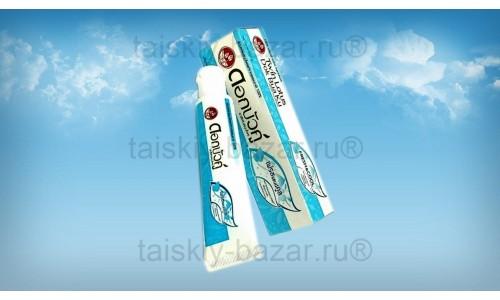 Тайская зубная паста Твин Лотос «Свежесть и Прохлада» 40 грамм