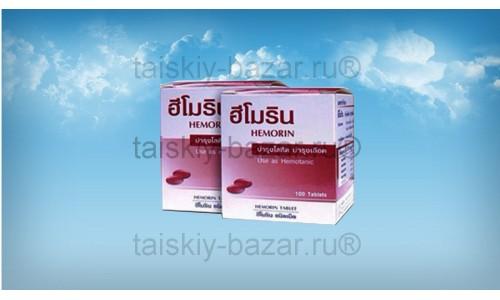 Фитопрепарат Геморин -  натуральное средство  для улучшения крови