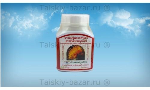 Капсулы сафлора при заболеваниях желчного пузыря