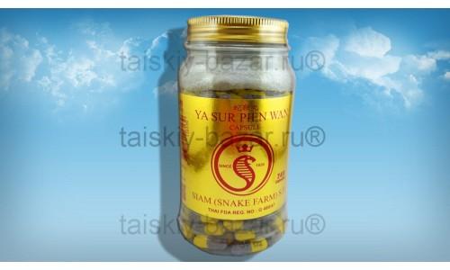 Золотая серия - Змеиный препарат для мужчин для повышения потенции