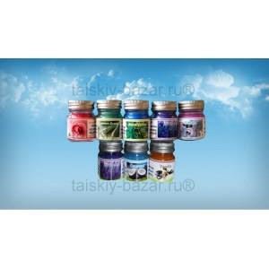 Набор из 12 тайских мини-бальзамов, разные ароматы