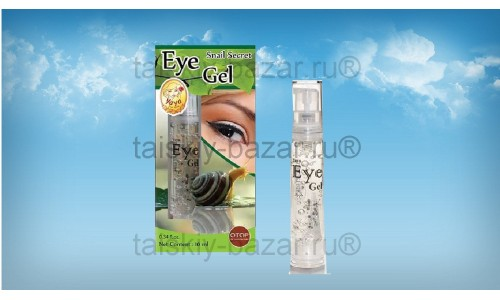 Гель для кожи вокруг глаз с секрецией улиток