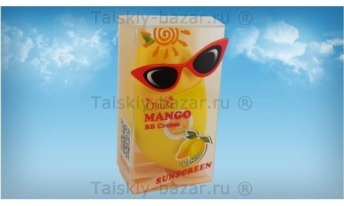 Солнцезащитный крем для лица Манго SPF30
