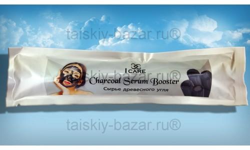 Угольная сыворотка для лица в шприце 10 мл