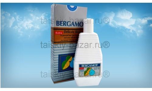 Деликатный шампунь против выпадения волос Бергамот 200 мл