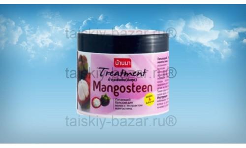 Оживляющая маска для волос с мангостином