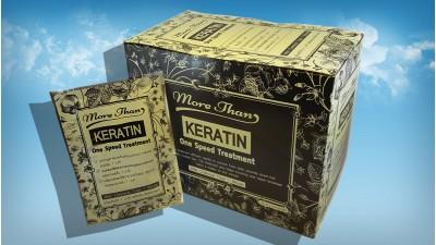 Кератиновое лечение волос за 1 минуту, тайская экспресс маска Keratin