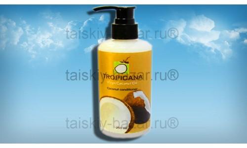 Кокосовый лечебный шампунь  от компании Тропикана