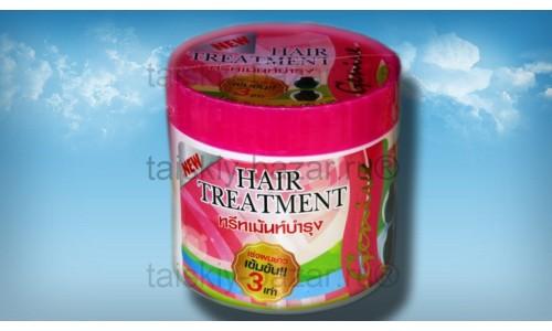 Маска для ускорения роста поврежденных волос Genive 500 грамм