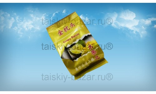 Хрустящие чипсы из дуриана