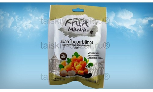 Тайские сладости: Сушеный лонган