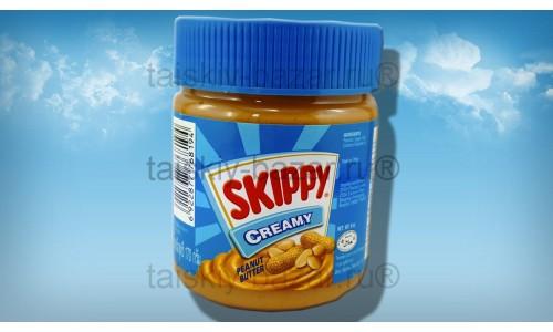 Арахисовая кремовая паста Skippy безглютеновая