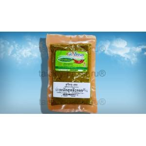 Паста Зеленый Карри и сухое кокосовое молоко
